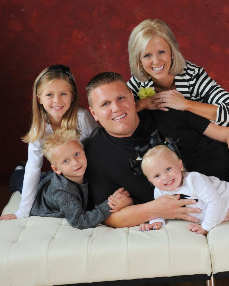 Williams' Family Now