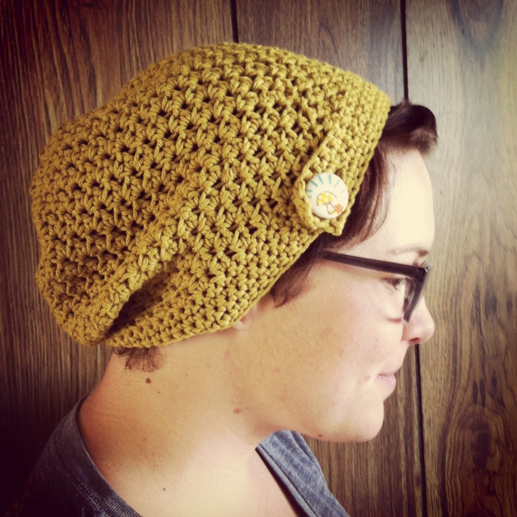 Mini Tab Slouch Hat