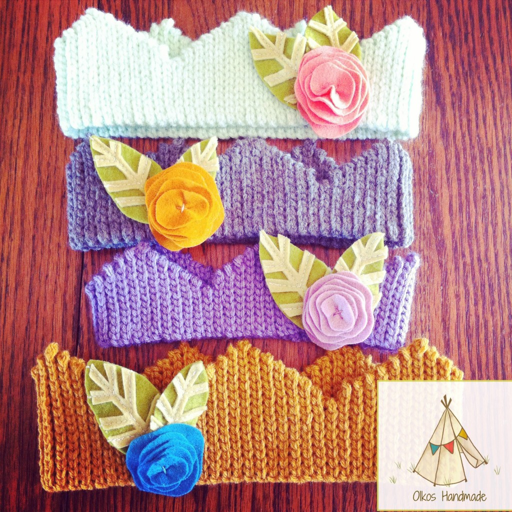 flower crowns by Oikos Handmade