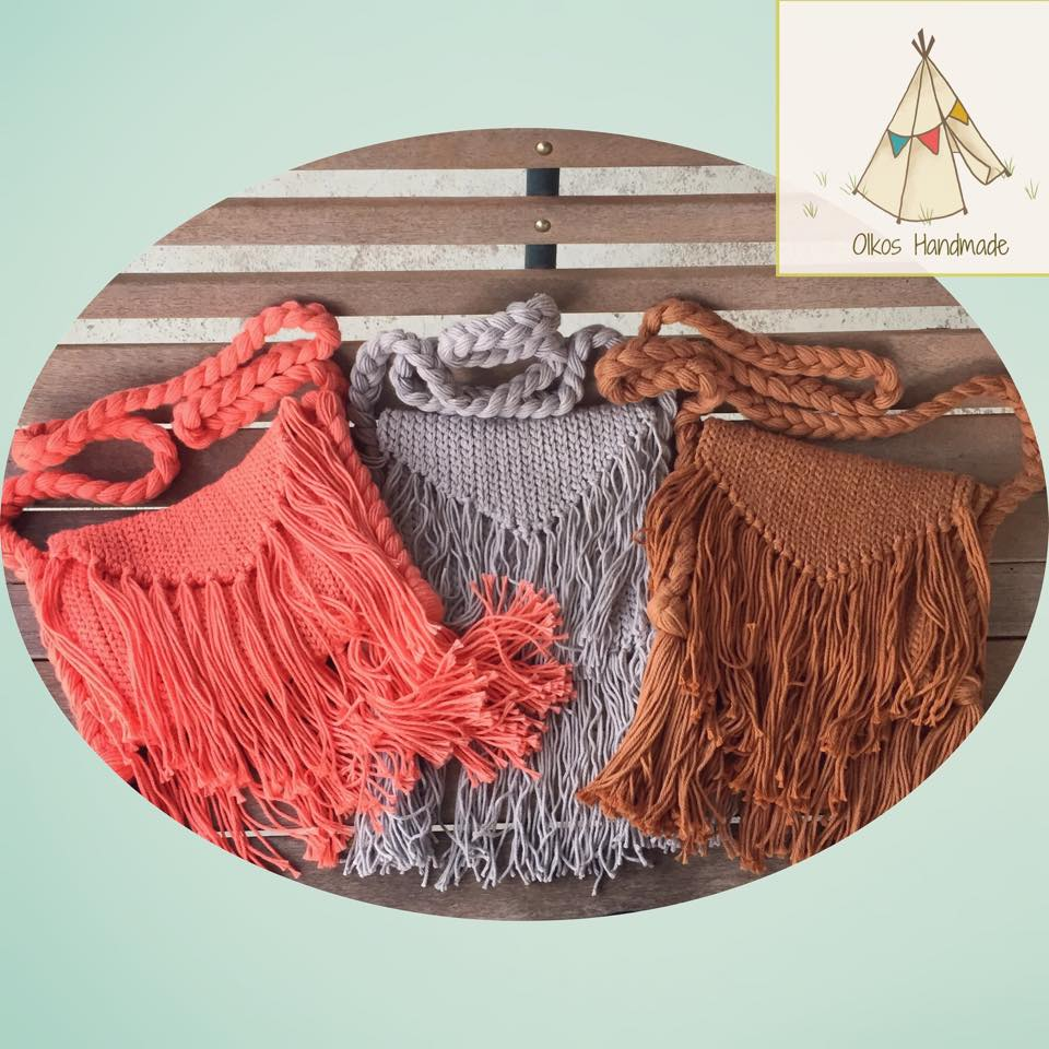 Crossbody Fringe Purse