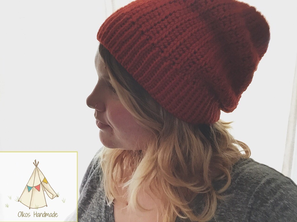 Not JUST Your Guy's Hat by Oikos Handmade