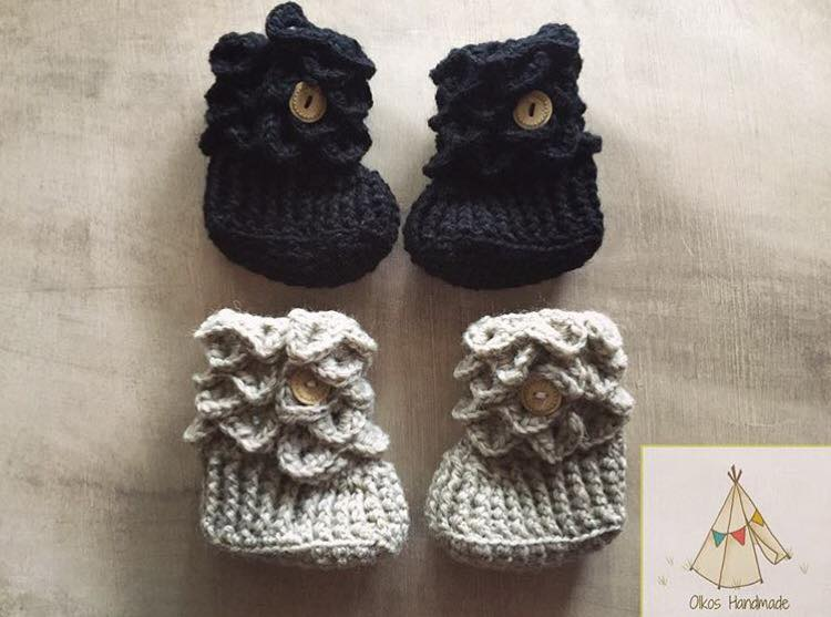 Graycee Kate Booties